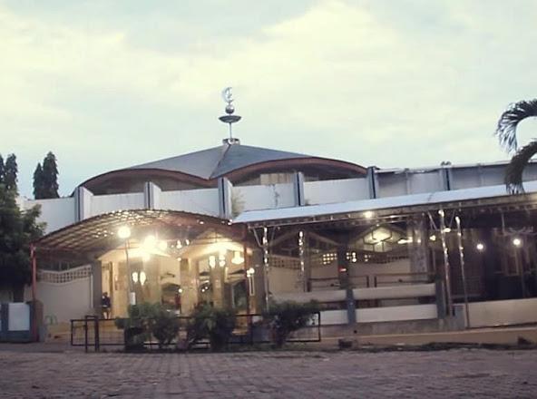 Masjid Al Wasi'i. Foto Istimewa
