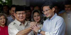 Prabowo Sikapi Penetapan Hasil Pemilu KPU. ©2019 Liputan6.com/Faizal Fanani
