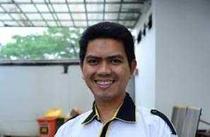 Ketua DPD PKS Bandar Lampung Aep Saripudin, SP.