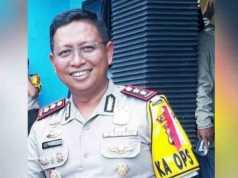 Kapolres Mesuji Lampung AKBP Edi Purnomo. Foto Istimewa