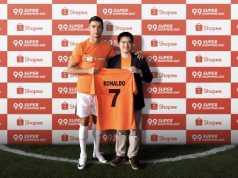 Shopee, platform e-commerce terdepan di Asia Tenggara dan Taiwan, mengumumkan kolaborasinya dengan ikon sepakbola dunia, Cristiano Ronaldo sebagai brand ambassador terbaru.