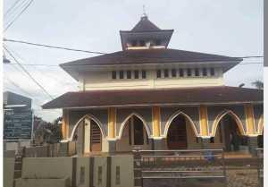 Masjid La Tansa Kemiling. Foto Istimewa