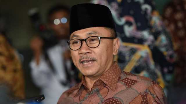 Ketua MPR Zulkifli Hasan. (ANTARA FOTO/Wahyu Putro A)