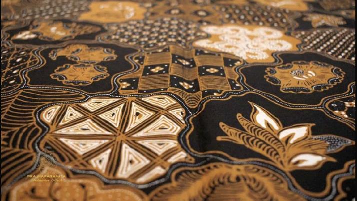 Foto: Motif batik sekar jagad (Indonesia Batik.id)