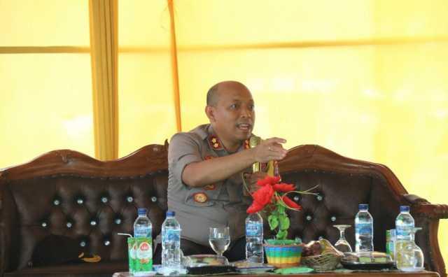 Kapolres Tulang Bawang AKBP Syaiful Wahyudi, SIK, MH . Foto Istimewa