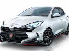 Toyota Yaris GR TRD. (Toyota)