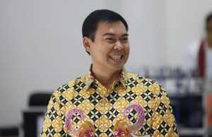 Bakal calon walikota Bandar Lampung H. Rycko Menoza, SZP, MBA.