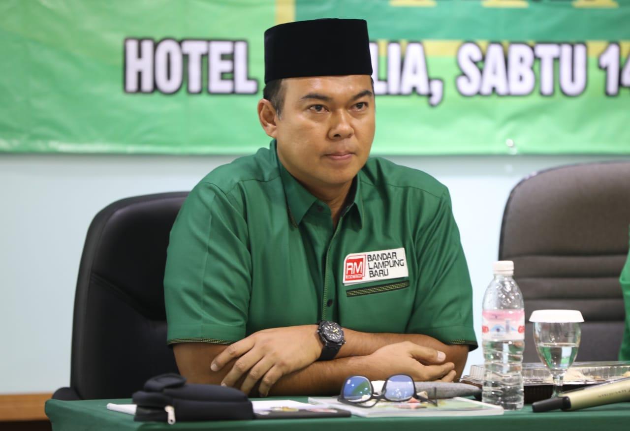 Bakal calon walikota Bandar Lampung H. Rycko Menoza, SZP. Foto Istimewa
