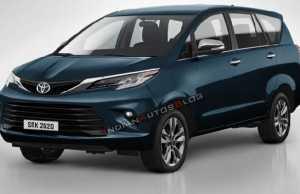Render Toyota Innova facelift. Sumber: indianautosblog.com