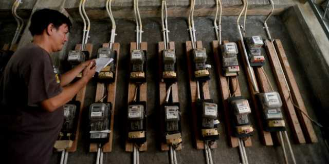 meteran listrik. ©2017 merdeka.com/Muhammad Luthfi Rahman