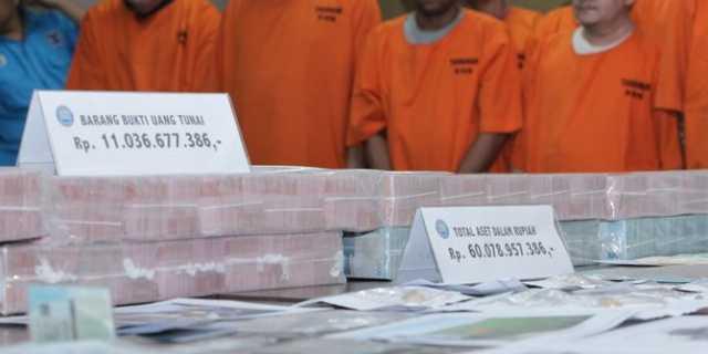 BNN sita aset miliar dari kasus TPPU narkotika. ©2019 Istimewa