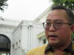 Rektor IPB Arif Satria mengonfirmasi (CNN Indonesia/Feri Agus Setyawan)