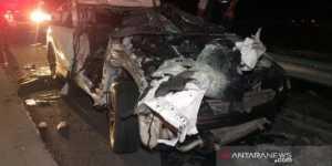 Kecelakaan Beruntun di Tol Solo-Semarang. ©2020 Merdeka.com