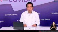 Juru Bicara Satgas Penanganan COVID-19 Wiku Adisasmito dalam konferensi pers virtual di Graha BNPB Jakarta, Selasa (19/1/2021). ANTARA/Tangkapan layar Youtube BNPB/pri. (ANTARA/Tangkapan layar Youtube BNPB)