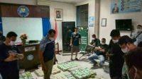 Barang bukti narkoba selundupan yang diamankan BNN Provinsi Sumsel. (ANTARA/HO/Yudi Abdullah/21)