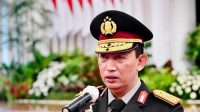 Kapolri jenderal L. Sigit Prabowo. Foto Biro Pers Sekretariat Presiden